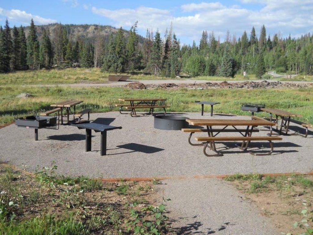 West ForkCampground
