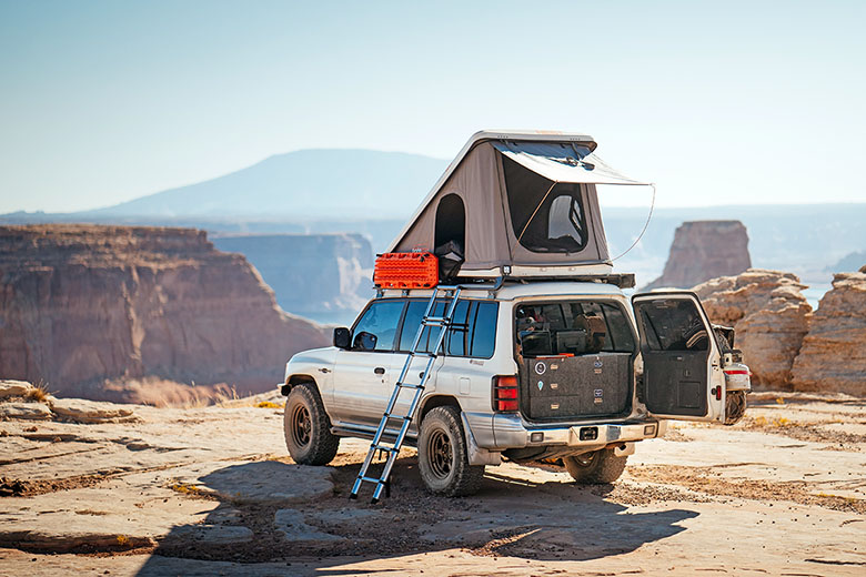 Best Roof Top Tent for Family of 4