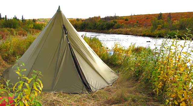 Best Tipi Tent for Hunting