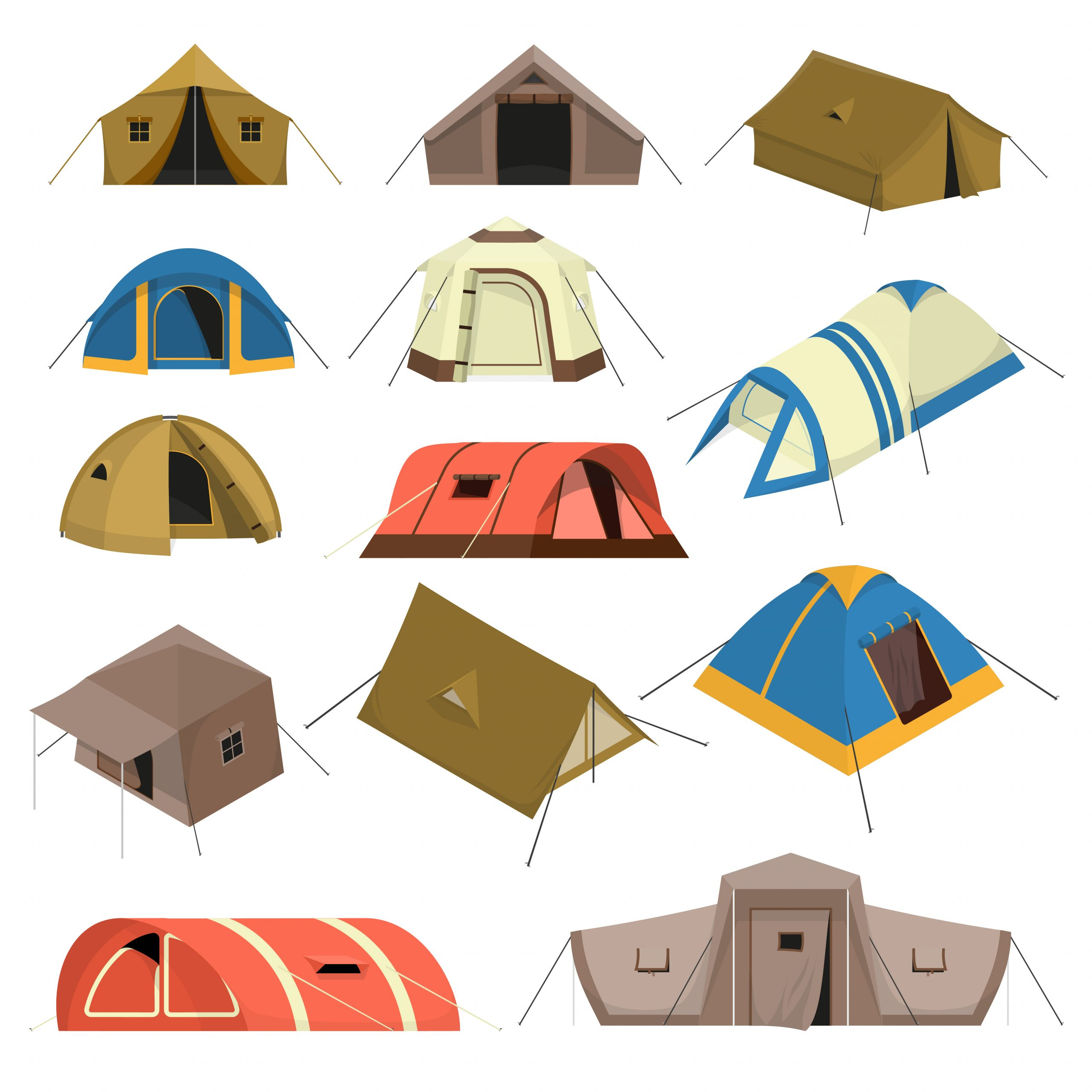 Best 2 Man Tent for Wild Camping